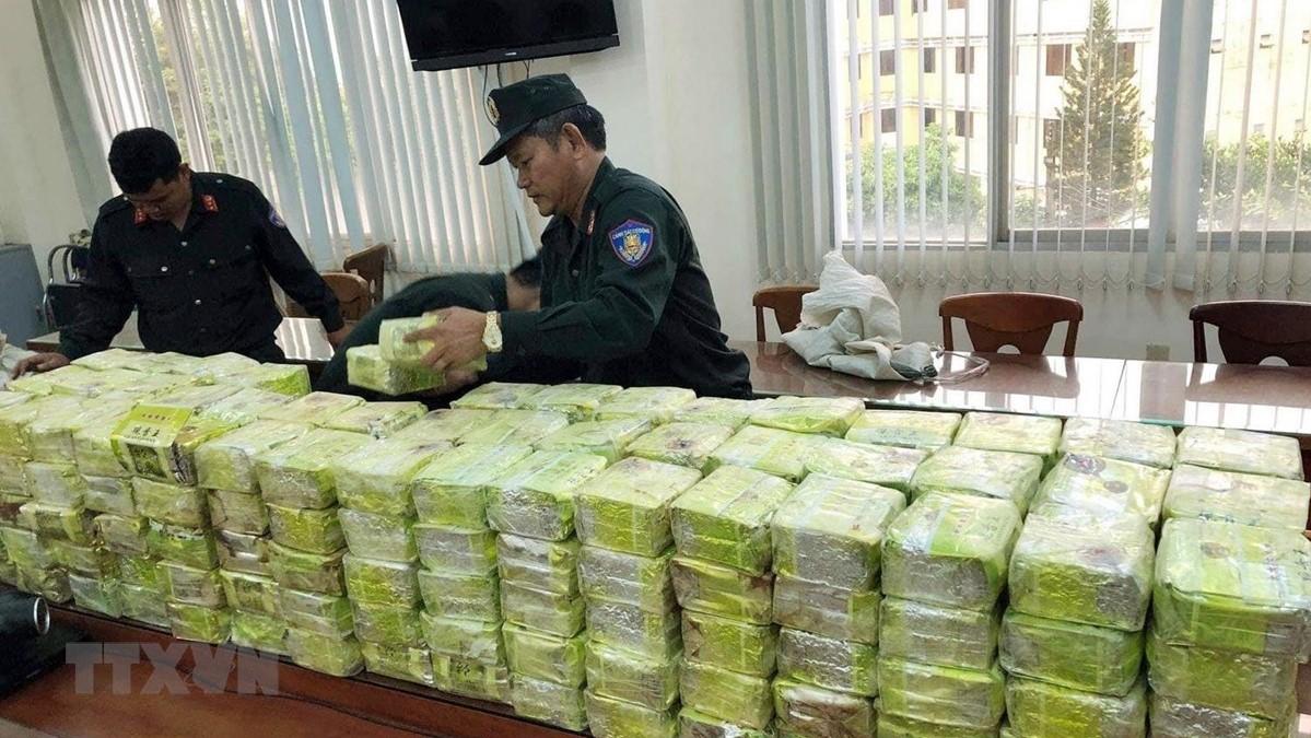 Khởi tố 26 đối tượng tàng trữ, buôn bán ma túy