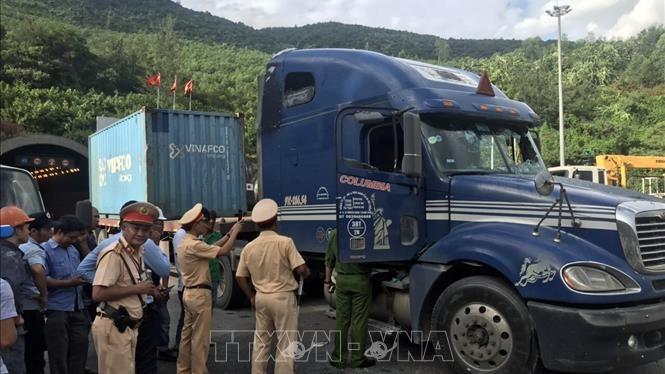 Liên quan đến vụ tai nạn giao thông liên hoàn trong hầm Hải Vân: Bắt đối tượng có biểu hiện ngáo đá gây tai nạn