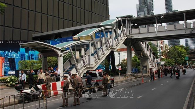 Vụ nổ ở Bangkok: Thái Lan truy lùng hơn 10 nghi can