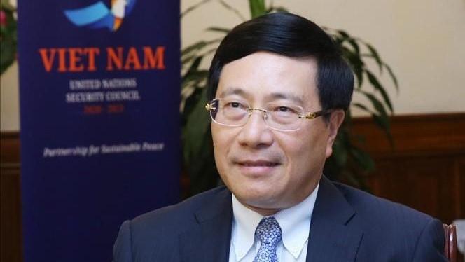 Việt Nam với Hội đồng Bảo an Liên hợp quốc: Việt Nam ưu tiên thúc đẩy các vấn đề toàn cầu trên cơ sở luật pháp quốc tế