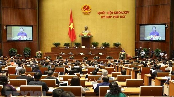 ĐỒ HỌA: 4 Bộ trưởng sẽ trả lời chất vấn tại kỳ họp thứ 7, Quốc hội khóa XIV