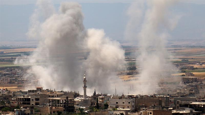 Giao tranh ác liệt tại Tây Bắc Syria, hơn 80 người thiệt mạng