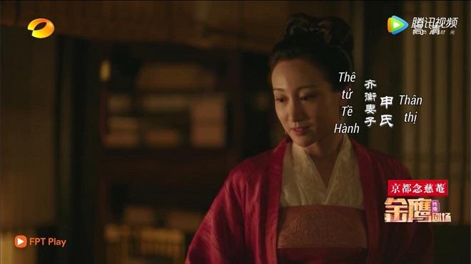 'Minh Lan truyện' tập 47, 48: Chuyện nhà chưa yên, Minh Lan bị phu nhân tình cũ hãm hại