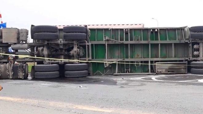 Xác định danh tính 2 nạn nhân tử vong trong vụ tai nạn giao thông nghiêm trọng tại huyện Ba Vì