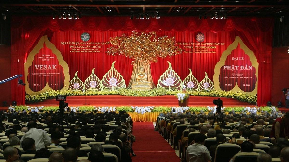 Đại lễ Phật đản Liên hợp quốc Vesak 2019: Truyền thông quốc tế thông tin đậm nét