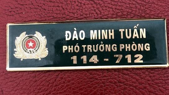 Hà Nội: Phát hiện đối tượng mạo danh Công an