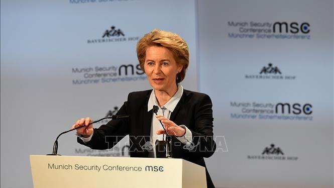 Nghị viện châu Âu sẽ bỏ phiếu bổ nhiệm bà von der Leyen làm Chủ tịch EC