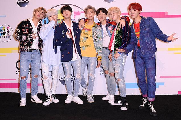 BTS, BTS được đề cử giải thưởng âm nhạc, BTS tại American Music Awards 2019, bts amas