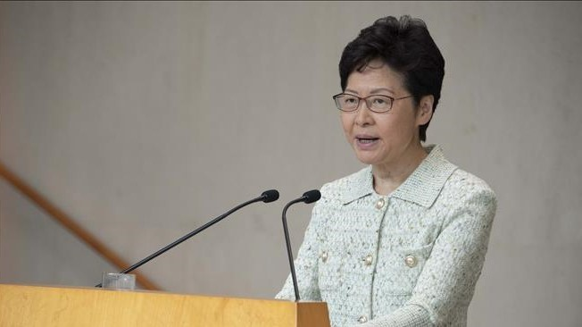 Hong Kong (Trung Quốc) chính thức rút lại Dự luật dẫn độ