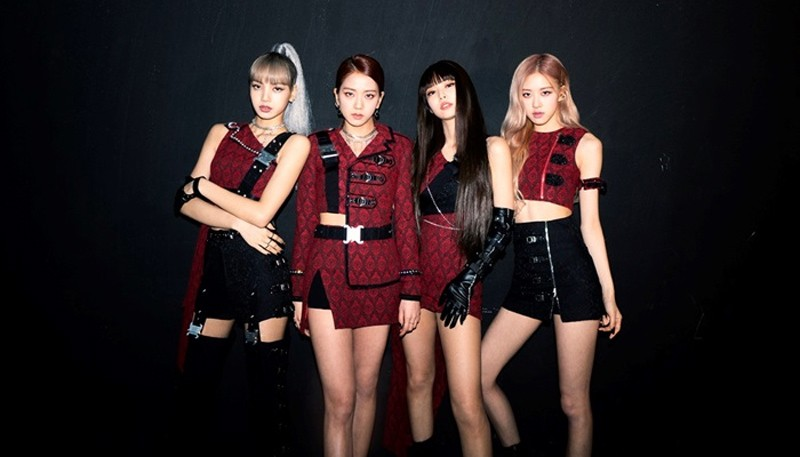 blackpink, blackpink nhóm nhạc nữ được theo dõi nhiều nhất trên Spotify, nhóm nhạc nữ được theo dõi nhiều nhất trên Spotify, Fifth Harmony và Little Mix
