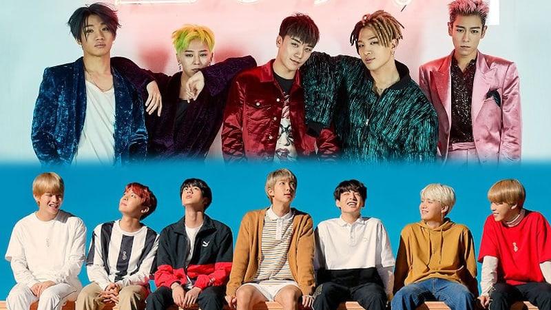 MV BTS, Bigbang, PSY... lot top 100 MV hay nhất thập kỷ của Billboard