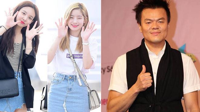 'Sếp lớn' Park Jinyoung 'rủ rê' Nayeon, Dahyun TWICE tham gia chương trình 'Knowing Brothers'