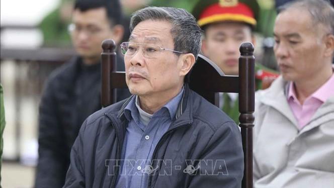 Vụ MobiFone mua AVG: Bị cáo Nguyễn Bắc Son từ chối tiếp tục đối đáp về vai trò của mình trong vụ án