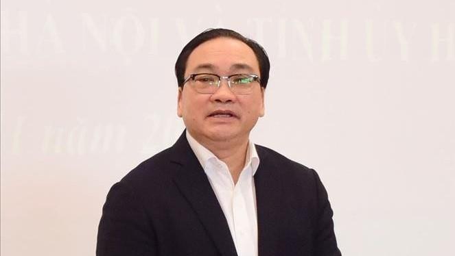 Bộ Chính trị thi hành kỷ luật đồng chí Hoàng Trung Hải và đồng chí Triệu Tài Vinh