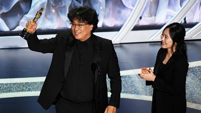 Giới điện ảnh Hàn Quốc vui mừng trước thắng lợi lịch sử của 'Parasite'