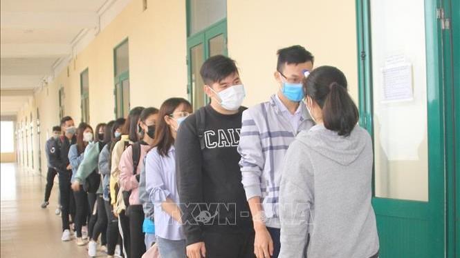 Dịch COVID-19: Bộ Giáo dục và Đào tạo đề nghị trường đại học hỗ trợ địa phương phòng chống dịch