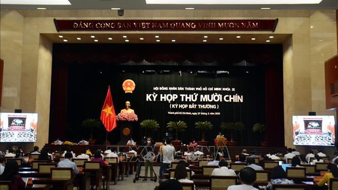Thành phố Hồ Chí Minh có thêm một Phó Chủ tịch Ủy ban nhân dân