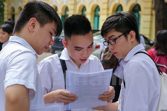 Đề thi tham khảo Trung học phổ thông quốc gia, Đề thi tham khảo THPT quốc gia, đề thi tham khảo Trung học phổ thông quốc gia năm 2020, Đề thi tham khảo THPT quốc gia 2020