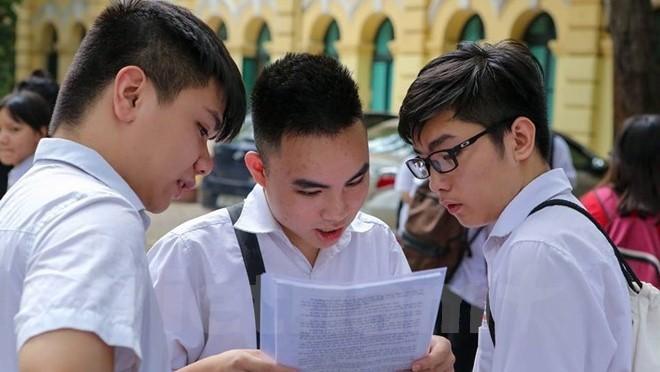 Chính thức công bố đề thi tham khảo Kỳ thi Trung học phổ thông quốc gia năm 2020
