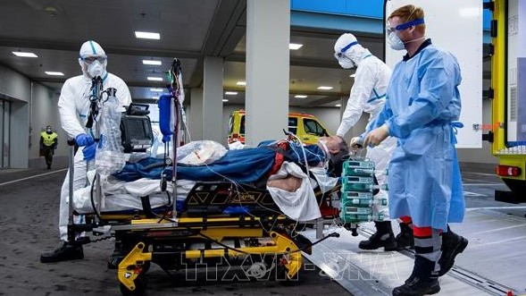 Dịch COVID-19: Số ca tử vong ở Thụy Sĩ lên tới hơn 700 người - Đức có hơn 100.000 ca nhiễm