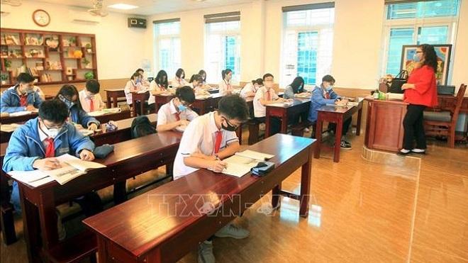 Dịch COVID-19: Chuẩn bị các điều kiện đảm bảo an toàn cho học sinh đi học trở lại