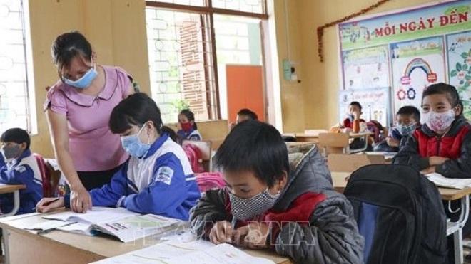 Hà Nội: Học sinh khối trung học cơ sở, trung học phổ thông, sinh viên trở lại học tập từ ngày 4/5/2020