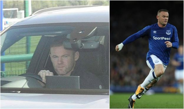 Wayne Rooney bị cảnh sát bắt vì lái xe trong lúc say xỉn
