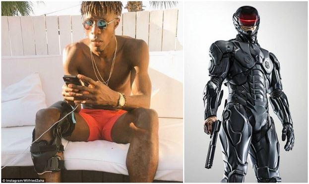 Cựu sao M.U tự ví mình như 'RoboCop'