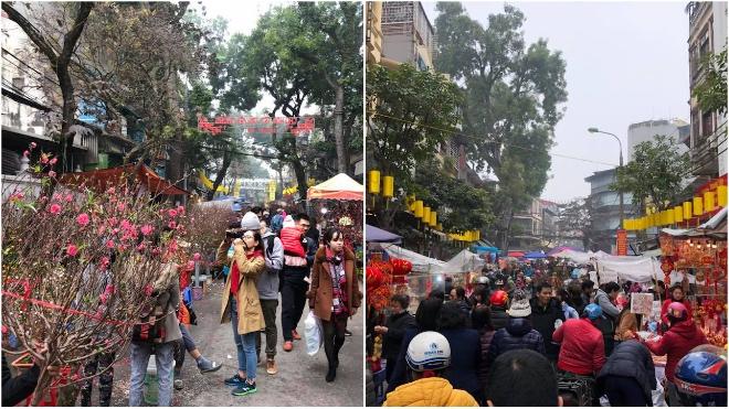 Ngày 26 Tết: Dạo chợ hoa Hàng Lược để thấy Tết đã về gần