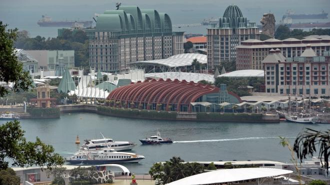Khu nghỉ dưỡng Sentosa của Singapore có thể là nơi diễn ra cuộc gặp thượng đỉnh Mỹ-Triều