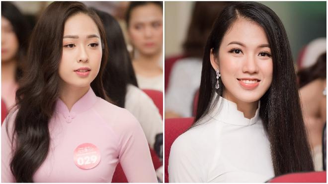 Nữ sinh tặng hoa Tổng thống Donald Trump, Tuyết Trang VTV thi Hoa hậu Việt Nam 2018