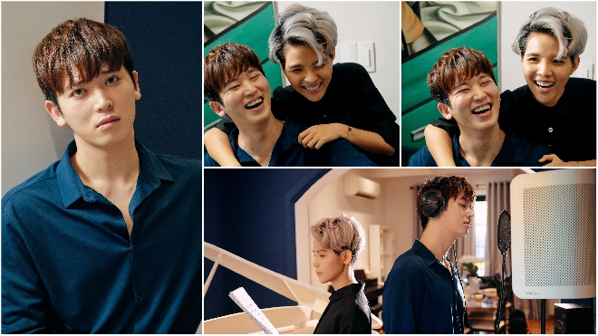 Báo Hàn đưa tin rầm rộ khi hit 'Come back home' của Vũ Cát Tường được Shin Hyun Woo cover