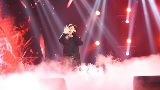 Tập 13 'Giọng hát Việt 2018': Alex Dương gây bất ngờ với tỉ lệ bình chọn cao nhất