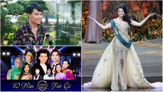 Showbiz 'hot' trong ngày: Phương Khánh 'dính' tin đồn mua giải; liveshow Tuấn Vũ 'treo đầu dê, bán thịt chó'?