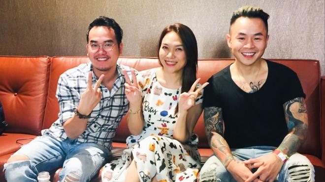 Mỹ Tâm 'bắt tay' Khắc Hưng, Phan Mạnh Quỳnh, Binz làm nhạc phim cho 'Chị trợ lý của anh'