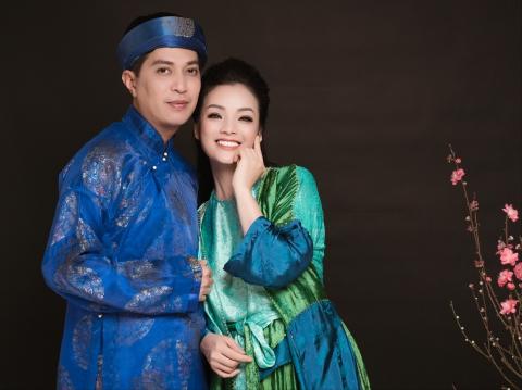 Tân Nhàn ra mắt MV quan họ 'Tương phùng tương ngộ' cùng chồng