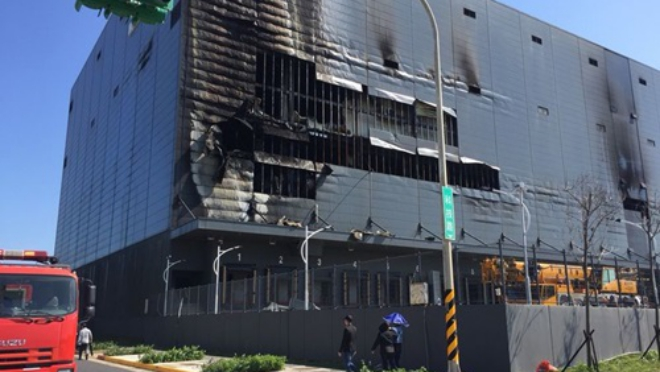 Nhiều lao động Việt thương vong trong vụ hỏa hoạn ở Đài Loan, Trung Quốc