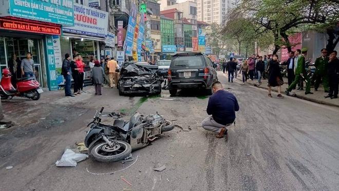 Tai nạn giao thông làm 96 người tử vong trong năm ngày Tết