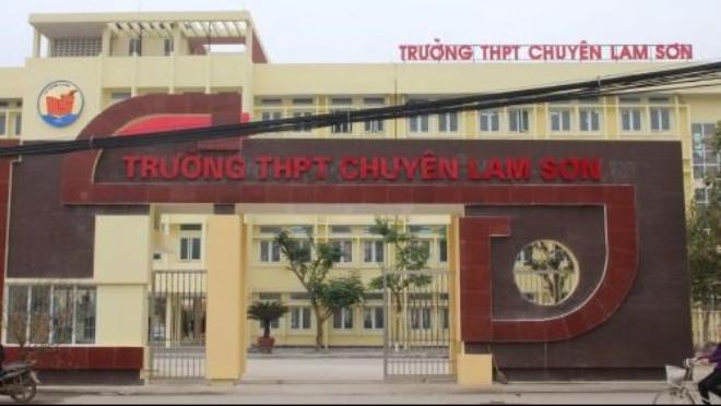 Kết luận nhiều sai phạm tại Trường THPT Chuyên Lam Sơn, Thanh Hóa