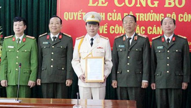 Bộ Công an, Viện Kiểm sát Nhân dân Tối cao bổ nhiệm nhân sự mới
