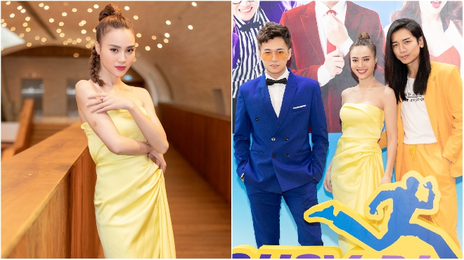 Ninh Dương Lan Ngọc phản pháo khi bị xem là 'bình hoa di động' trong Running Man phiên bản Việt