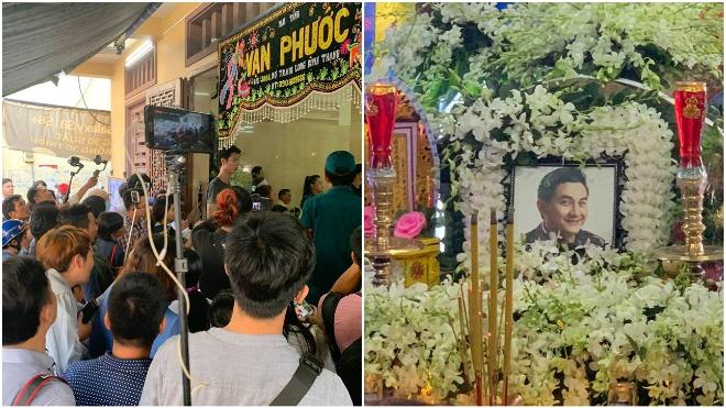 Livestream, chụp ảnh gây hỗn loạn trong đám tang nghệ sĩ Anh Vũ: Tàn nhẫn và vô văn hóa