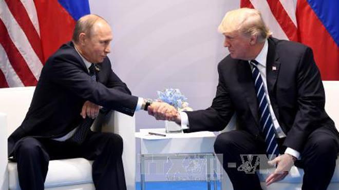 Tổng thống Mỹ sẽ không gặp Tổng thống Nga tại Đà Nẵng