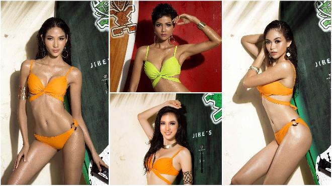 Ngoài Mâu Thủy, Hoàng Thùy, những gương mặt này cũng được kỳ vọng 'lên ngôi' Hoa hậu Hoàn vũ