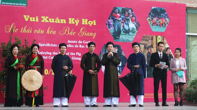 Khám phá Tết Việt: Người giữ lửa cho quan họ Bắc Giang