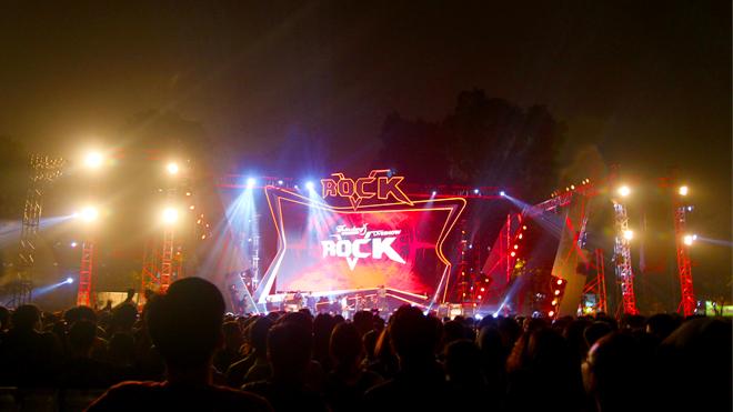 V-Rock 2019: Dương Trần Nghĩa sợ… quên lời