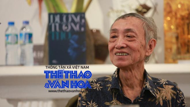 Dịch giả, nhà thơ Dương Tường: 'Dứt tình' với thơ vì 'nàng thơ đã bỏ tôi rồi'