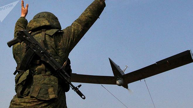 Quân đội Nga chuẩn bị khai thác các tiêm kích không người lái