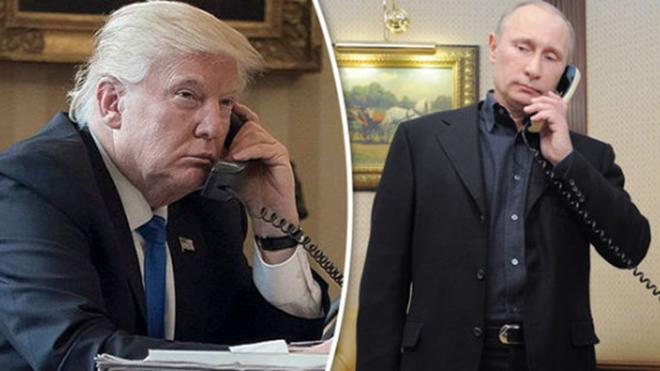 Có gì trong cuộc gọi kéo dài một tiếng giữa hai Tổng thống Mỹ - Nga?