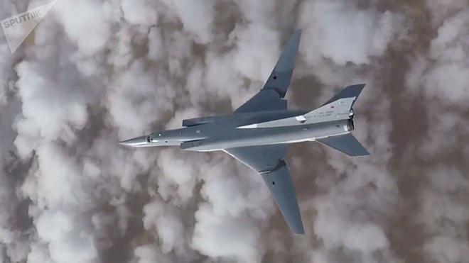 Nga đã rút các 'cỗ máy ném bom' Tu-22M3 khỏi Syria